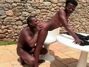 Vovó Negra Porn