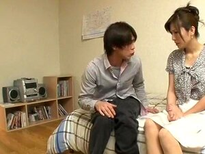 Garota Japonesa Incrível Yuna Shiina Em Cena Incrível JAV BlowjobFera Porn