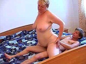 Homem E Vovó Feia Porn