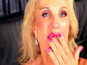 A Avozinha Loira Odeia As Mamas Grandes Chupadas Porn
