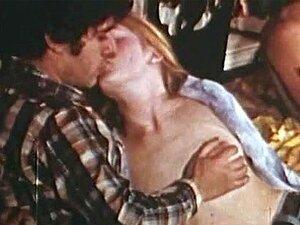 Porn Retrô Dos Anos 1970 - Vintage Cabeluda Loira Teen - Não Me Canso Porn