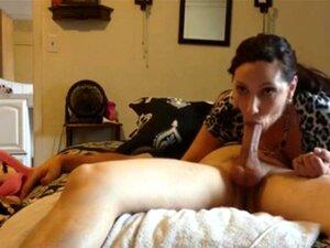 Latina Mãe Eva Fica De Boca Cheia Com Jizz Porn