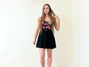Casting Porno Interracial - Marina Porn
