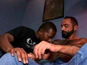 Muscular Preto Gay Chupando Pau Porn