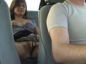 Garota Se Masturba Em Um Táxi Porn