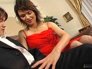 Miúda Japonesa Excitada Em Cosplay Exótico, Vídeo Do Cumshots JAV Porn