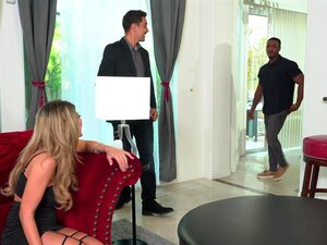 O Marido Corno Vê A Kayla Kayden A Fazer Sexo Com Dois Negros-Kayla Kayden, Mazee, Rico Strong Porn