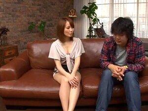 Miúda Japonesa Excitada Hotaru Yukino Em Casal Louco, Job JAV Filme Porn