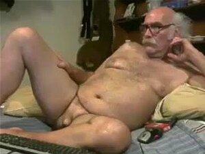 Vovô Nua Na Cam Porn